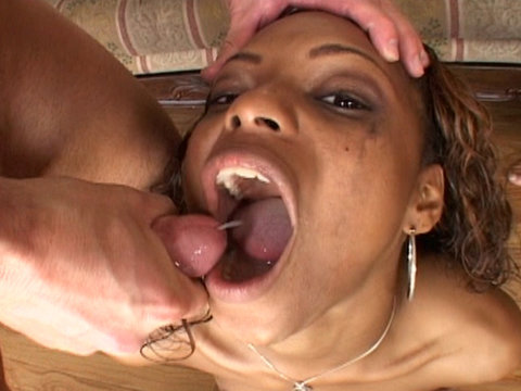Marie Luv is crazy in this gang bang video
