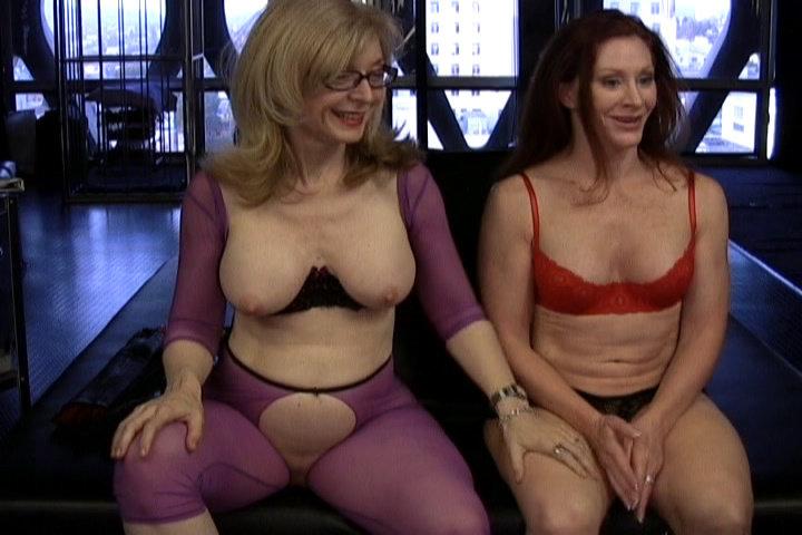 Nina and Catherine