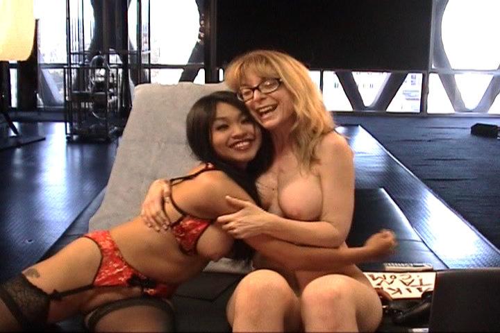 Nina Hartley Lesbian 2
