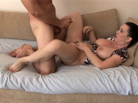 RayVeness is MILFtastic in this hardcore video
