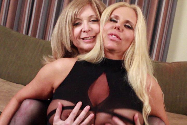 Nina and Karen 1