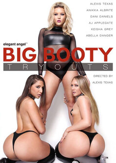 Big Booty Tryouts #1 DVD