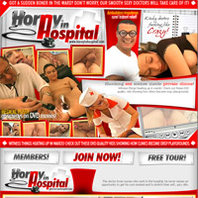 Horny In Hospital adult site review. Horny In Hospital is all about sex in a ...