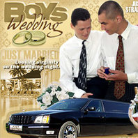 Boys Wedding