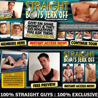 Straight Boys Jerkoff