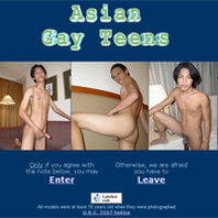 Asian Gay Teens