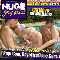 Huge Gay Pass